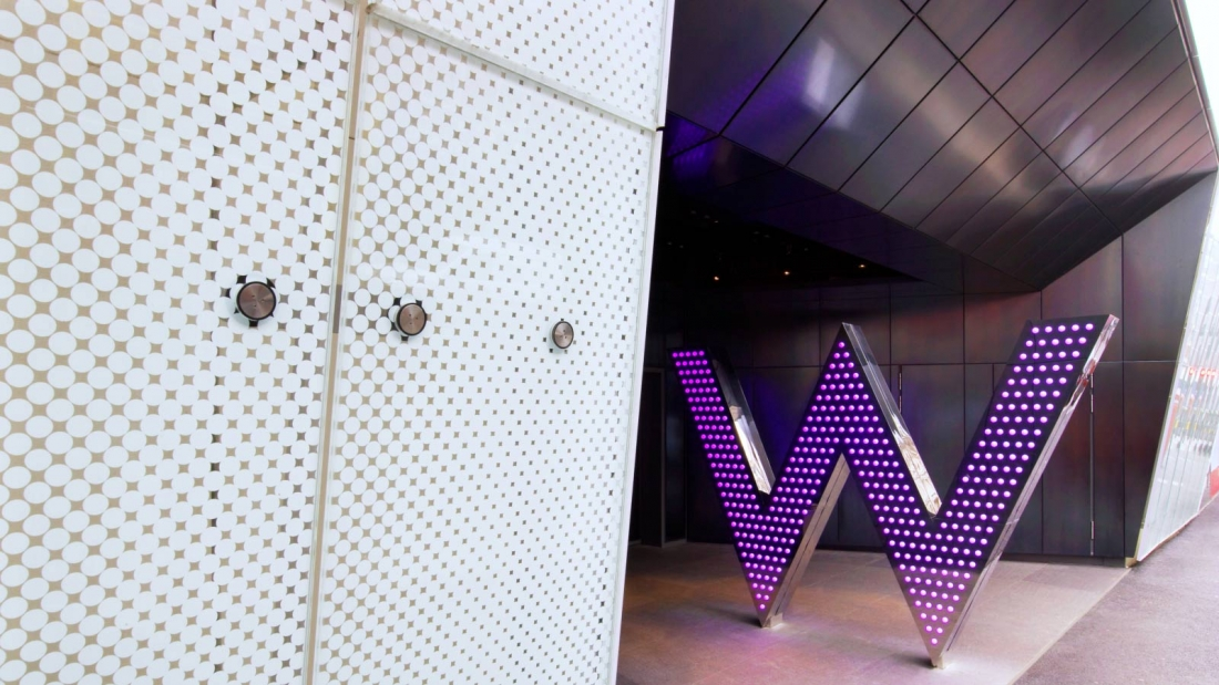 w_london_leicester_square_exterior_sign_at_day